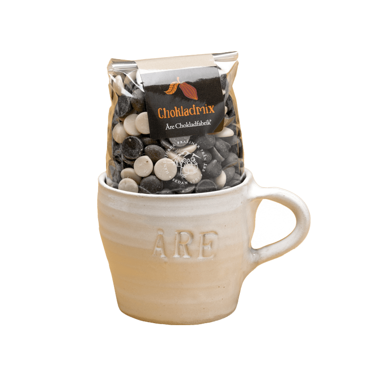 Chokladmixpluppar + Årekopp