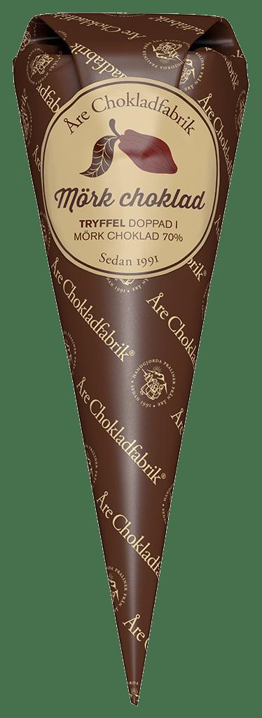 Chokladtryffel mörk