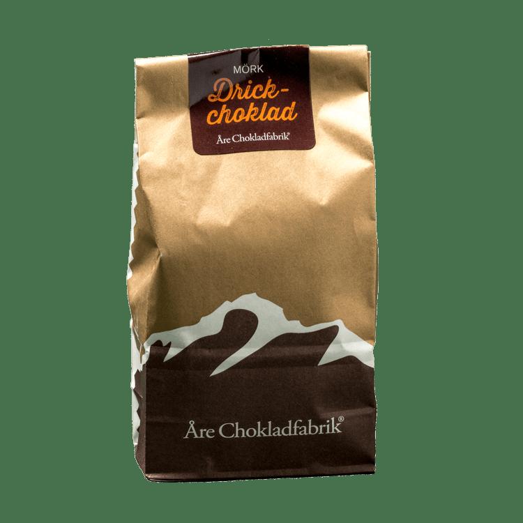 Drickchoklad mörk